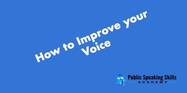 Improve your Voice