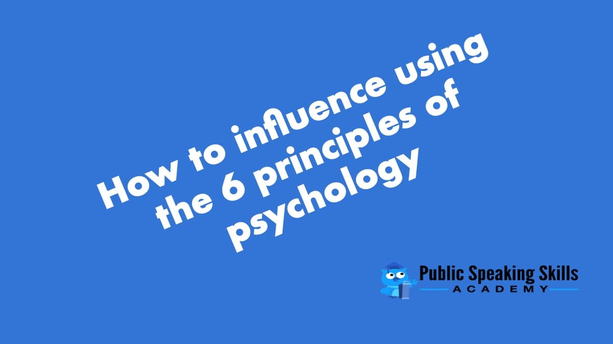 psychology of persuasion