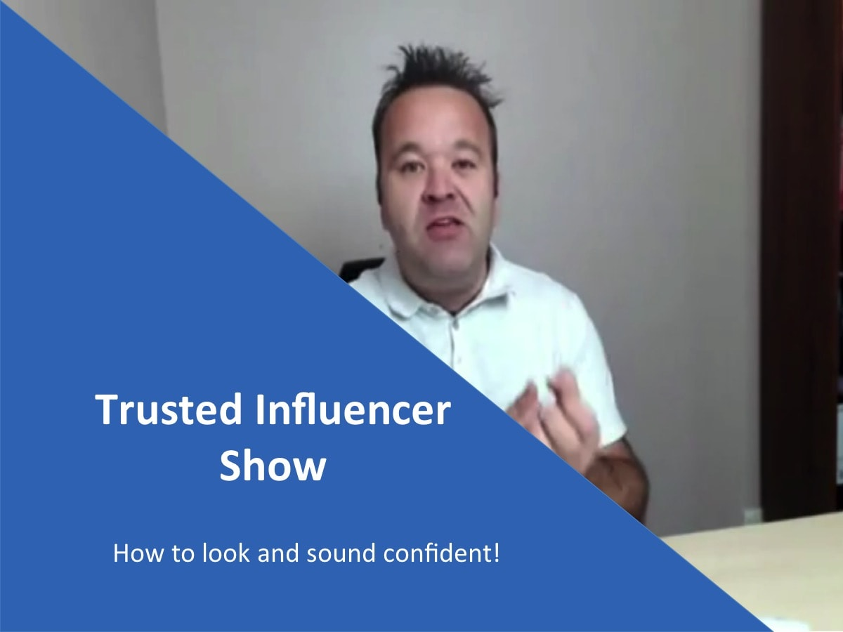 How to look and Sound Confident